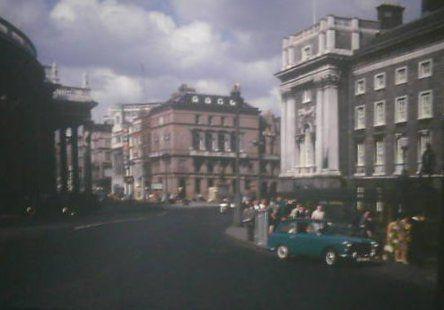 College Green Dublin 1965 | MajorCalloway | Flickr