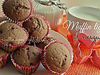 Muffin light al nesquik (85 calorie l'uno)