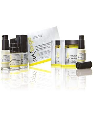 complete anti-aging kit - Suki Skin Care is a favorite of Courtney Cox, Eva Longoria, Katherine Heigl & many more!