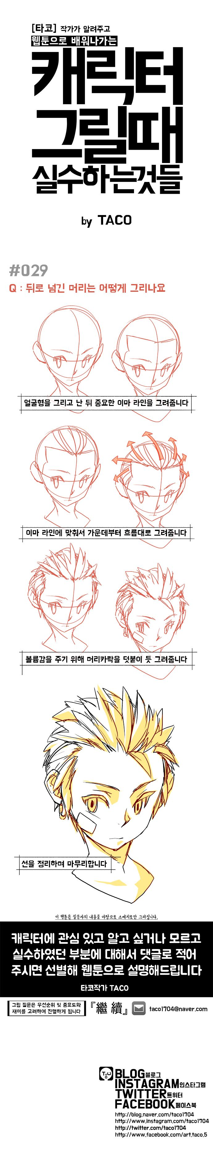Drawing tutorial in what I think is Chinese.  If I'm wrong, please correct me.