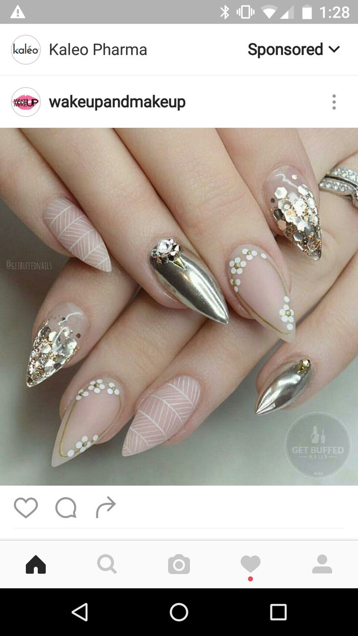 These nails...wow!
