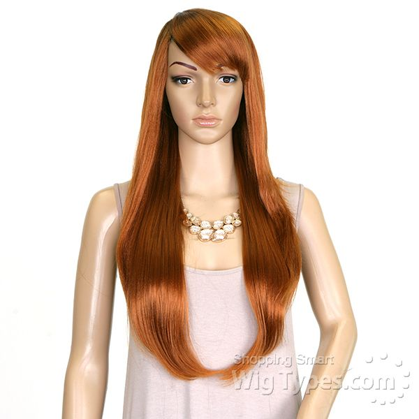 A Belle Synthetic Hair Wig - FLOC - WigTypes.com