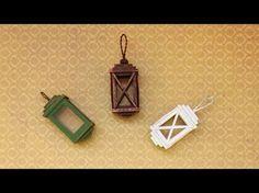 Видео мастер-класс: как сделать миниатюрный фонарик - Ярмарка Мастеров - ручная работа, handmade