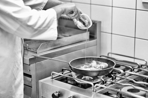 Greek gastronomy at the Kouros restaurant, Greek tastes and flavors