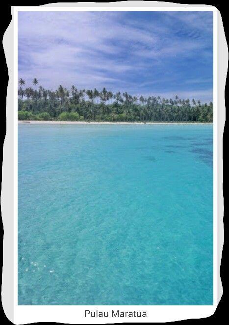Yes the blue sea..pulau maratua,kepulauan derawan