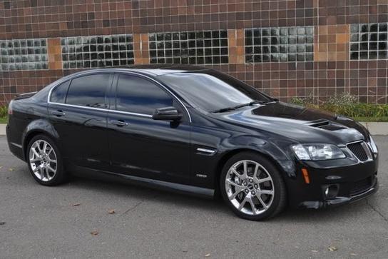 Muscle Car Monday - Future Classic - 2009 Pontiac G8 GXP For Sale $39,500