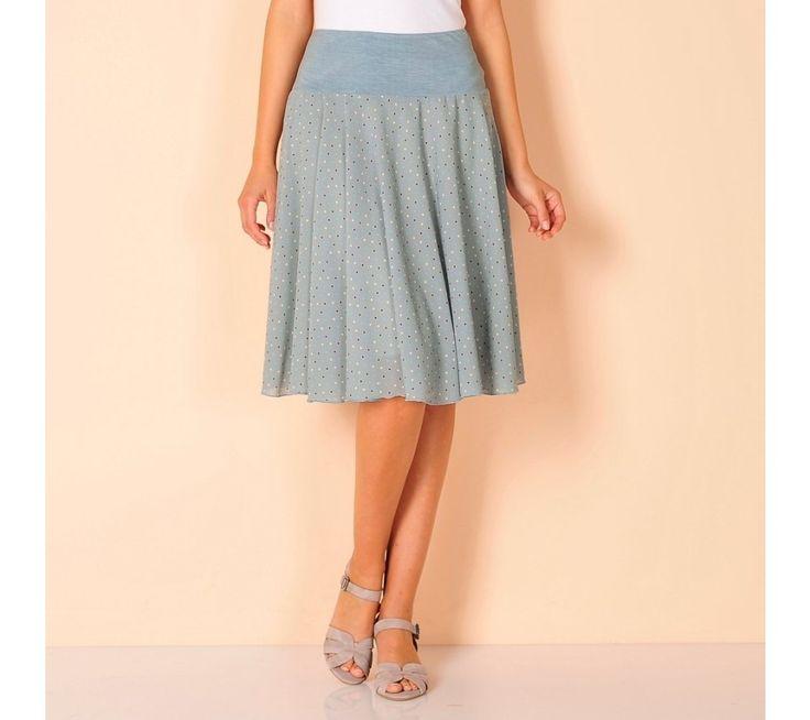 Nestarnúca sukňa z voálu | vypredaj-zlavy.sk #vypredajzlavy #vypredajzlavysk #vypredajzlavy_sk #sales