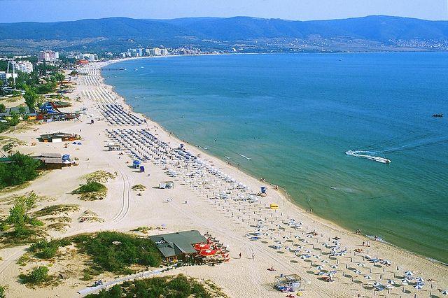 Sunny Beach, Bulgaria #beach #blacksea #bulgaria