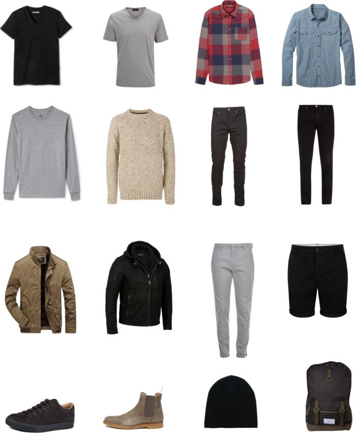 6863a5d3cfe2 Read on for an easy to follow Men s carry-on packing list for Europe. Find  out how to pack light with style.
