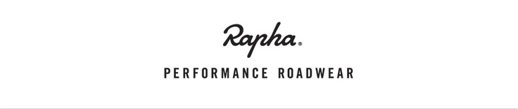 Rapha creates the finest cycling clothing and accessories in the world. Designed without compromise for the most discerning rider, Rapha products blend style with optimum performance. A passion for road racing means Rapha is more than just a product company. It is an online emporium of performance roadwear, accessories, publications and events, all celebrating the glory and suffering of road riding.