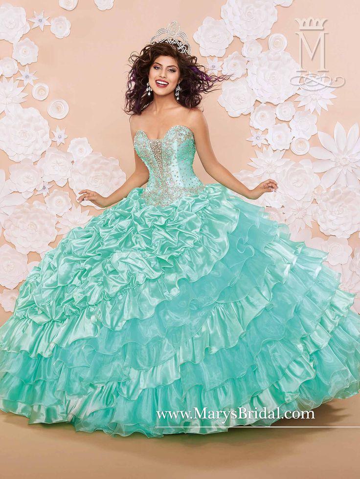 Quinceanera Dresses 2014 Mint 3562 best My gi...