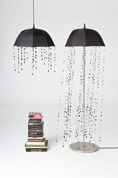 chandelier and lamp by LLEV (CZ)