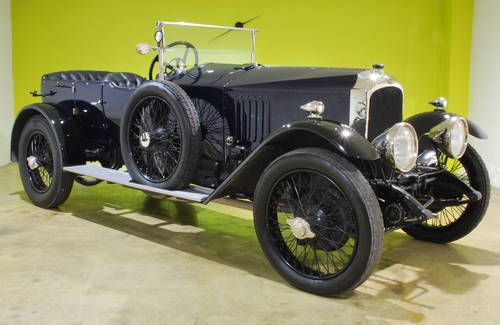 1925 Vauxhall 30/98 OE Velox