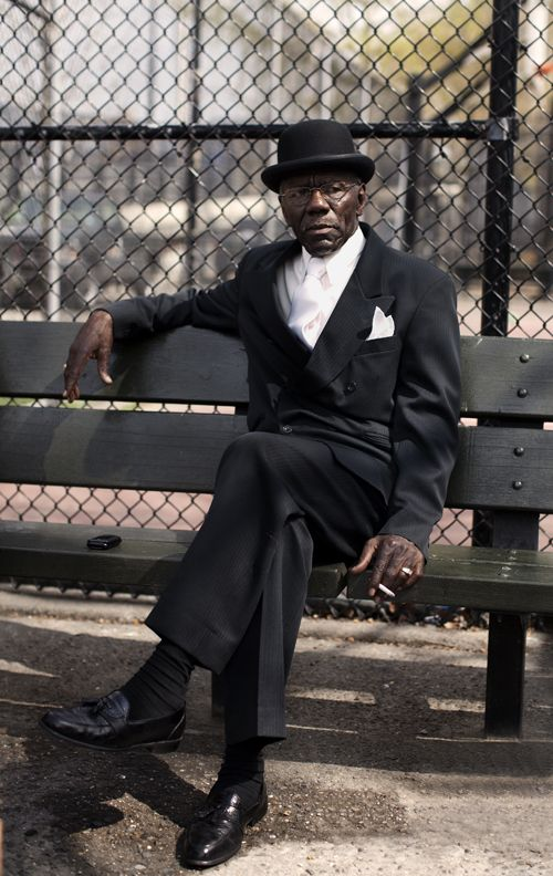 easter sunday in harlem, ny by the satorialist.