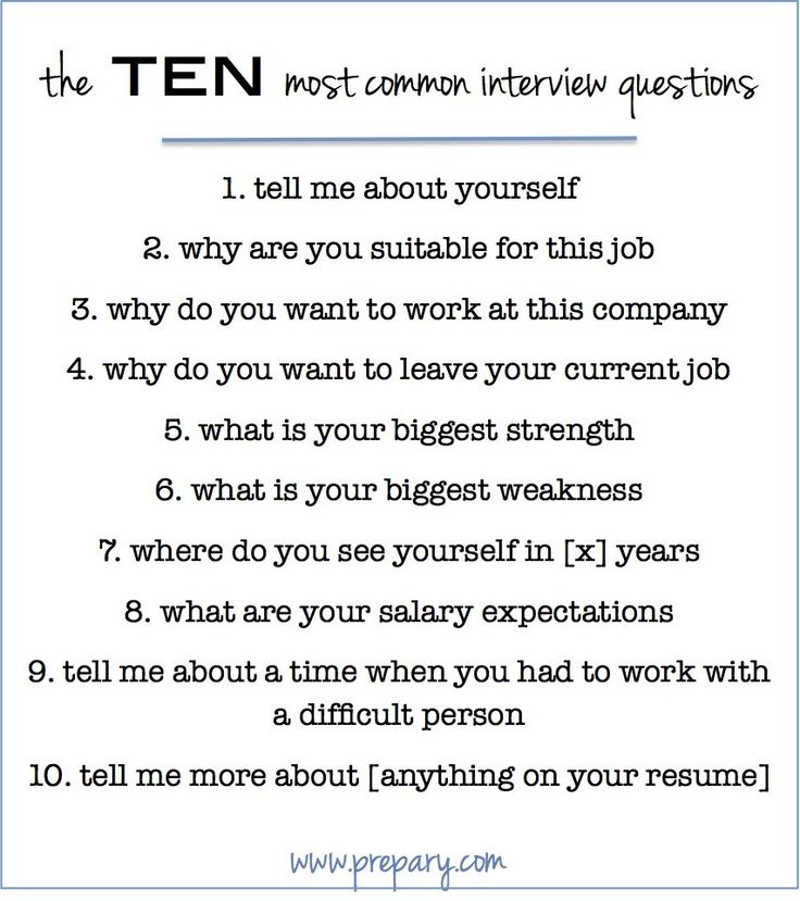 how to answer the most common interview questions ask images http - Nursing Interview Questions And Answers