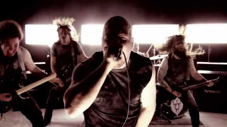 WAR OF AGES - COLLAPSE [Official] (Christian Metal)