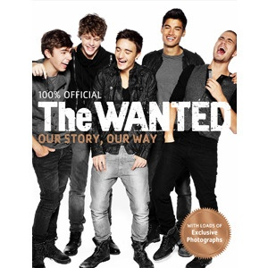 Biography Book : 100% Official The Wanted Our Story,Our Way. IDR 275,000 full color, hard cover, imported from UK!