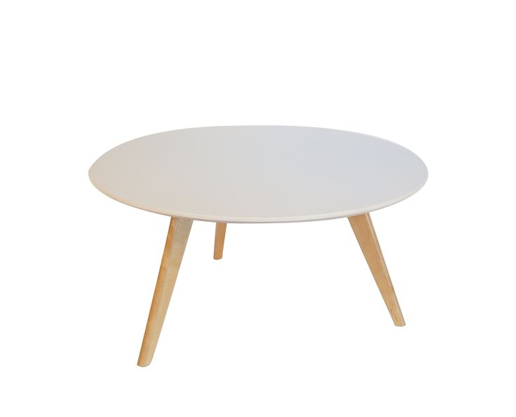salontafel-rond-wit