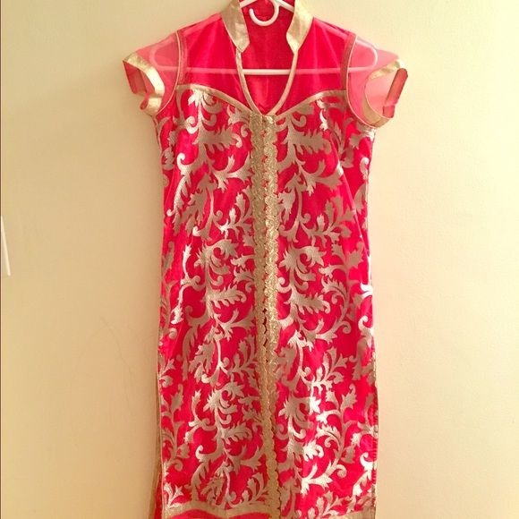 New Indian dress. Brand new Indian dress. Salwar kameez with palazzo pants. Dresses Midi