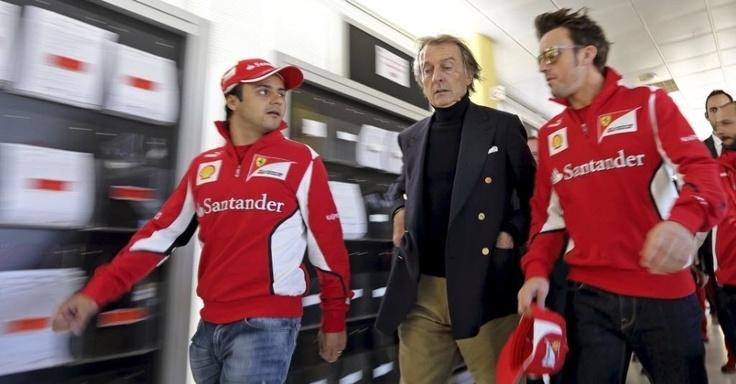 Ferrari fecha a temporada com evento de exibição: Fotos e imagens - UOL Esporte