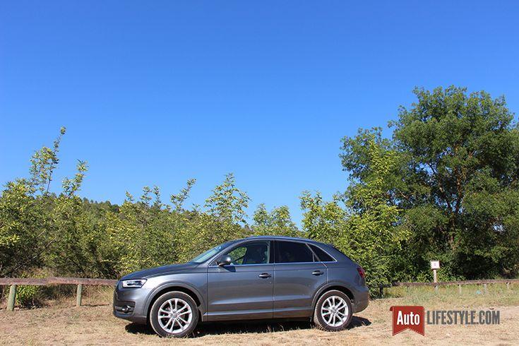 Essai occasion : Audi Q3 2.0 TDI Ambition Luxe quattro S Tronic, phase 1