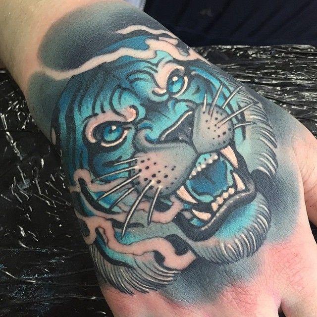 tattooworkers:  Tattoo by @mistercoletattoo