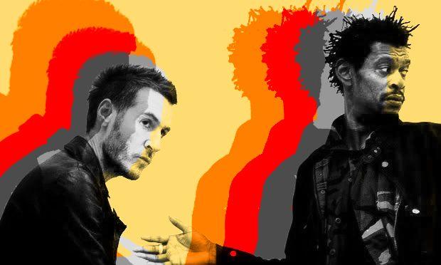 Massive Attack photoshop çalışması: Sabri Olgun