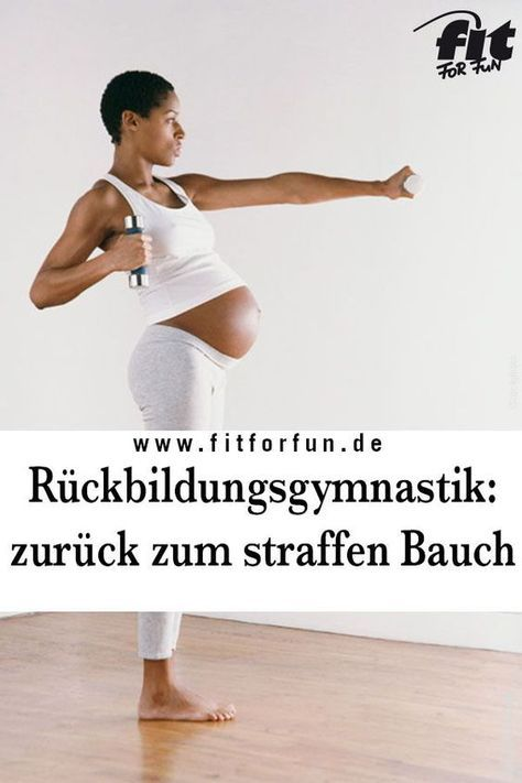 Rückbildungsgymnastik: Übungen und Tipps für junge Mütter