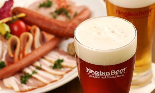 ナギサビールとは   南紀白浜ナギサビール 和歌山県 南紀白浜 地ビール