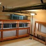 Building a Fish Aquarium Stand