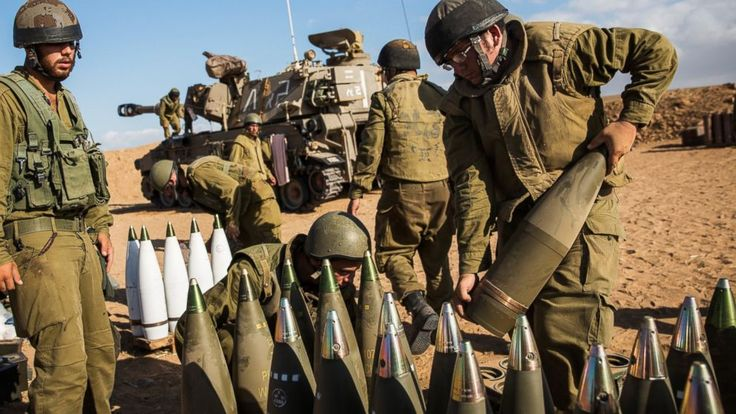 Everything You Need To Know About The Israel-Gaza Conflict