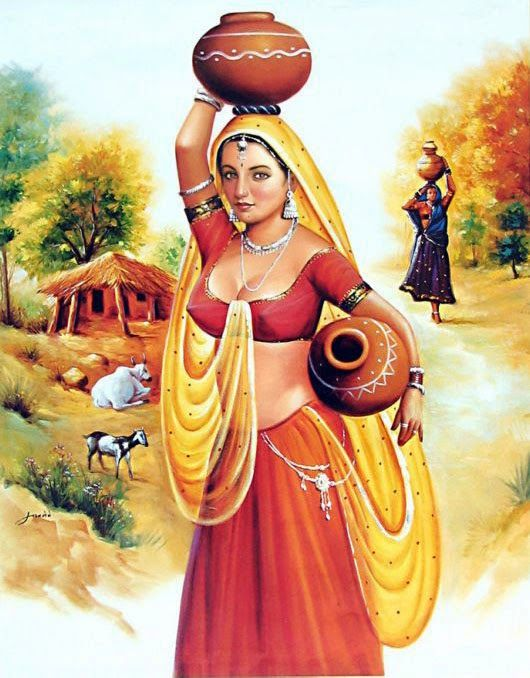 Indian Painter, Indian painting History, Indian Paintings