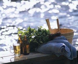 Summer, sauna, Archipelago, family & friends, LIFE!