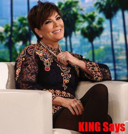 #KrisJenner talks #OJSimpson on #Ellen - King Says 2016