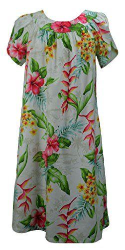 New RJC Women's Majestic Grove Tea Length Hawaiian Muumuu House Dress online. Perfect on the MAXSTUDIO Dresses from top store. Sku mvrt76852ogbh41795
