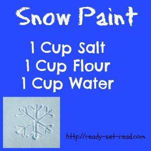 preschool winter theme, The snowy Day, Ezra Jack Keats, ready set read