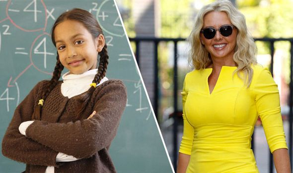 SHE'S a national treasure with a brain bigger than Britain (probably) but do you think you could beat Carol Vorderman in a maths quiz?