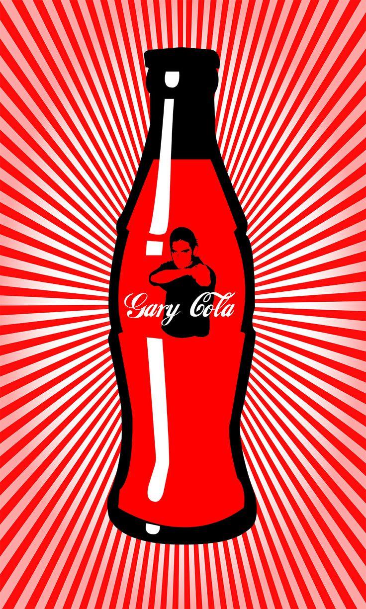La Gary Cola remasterizada.