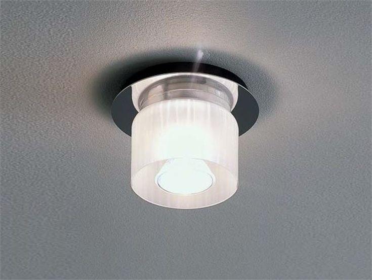 Lampada da soffitto in acciaio CYLO by ZERO | design Per Sundstedt