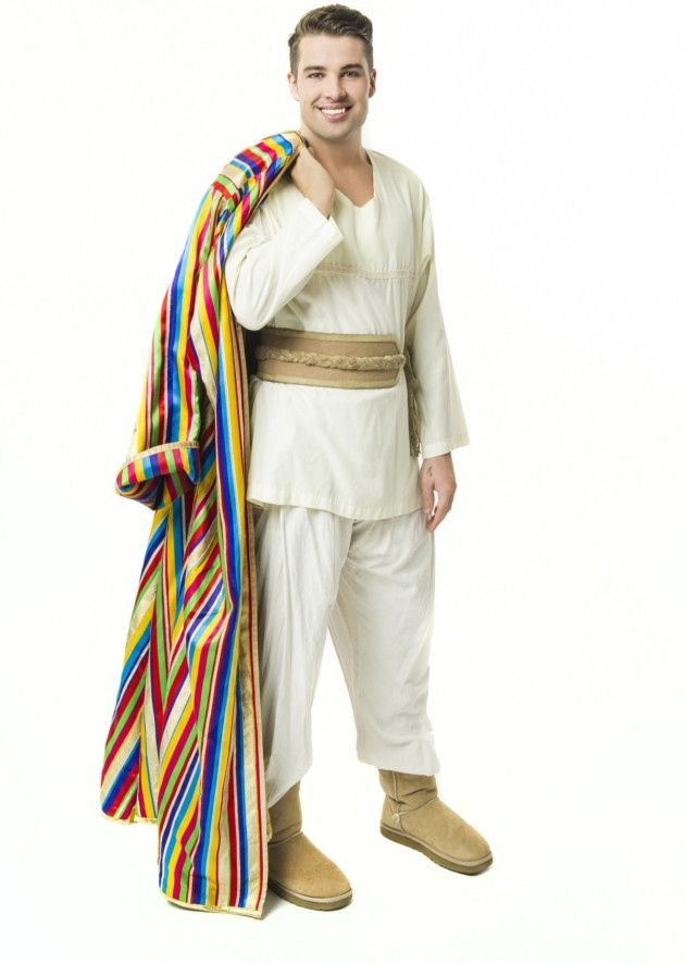 Joe McElderry as Joseph