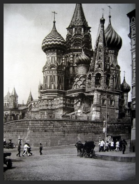 Moscow, 1920's