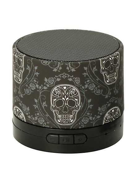 Sugar Skull bluetooth speaker