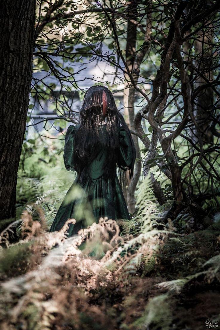 56 best Halloween images on Pinterest Halloween prop, Halloween - diy halloween decorations scary