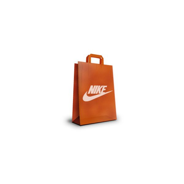 Free nike shopping bag icon :: available in png, ico, icns formats ...