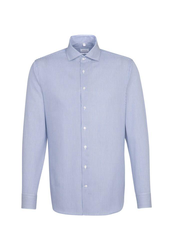 Seidensticker Business Hemd Herren Hellblau Weiss Grosse 40 Hemd Seide Business Hemden