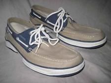 SEBAGO DOCKSIDES mens canvas casual boat shoes size 12 M