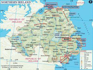 voyage en Irlande du Nord