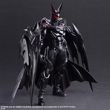 Batman Play Arts Kai Action Figure - Batman Variant Designed by Tetsuya Nomura