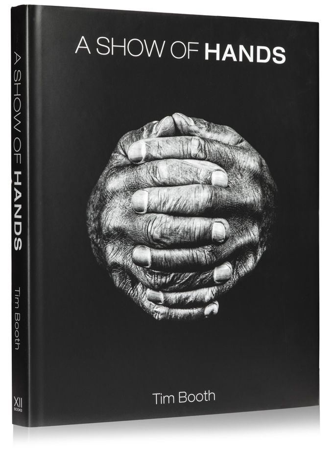 A SHOW OF HANDS A Show of Hands is a beautifully printed 196 page hardback edition containing a unique collection of remarkable photographs of hands by photographer Tim Booth, and a foreword by Jonny Wilkinson. With hands from all corners of society, from builders to world class musicians, artists to grave-diggers, it's an insightful and …