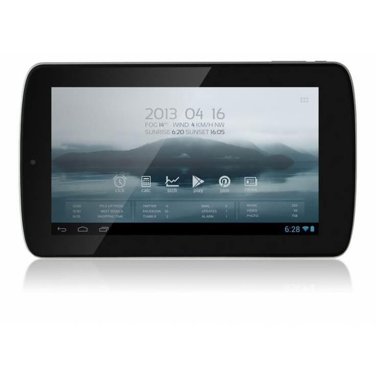 "WayteQ xTAB-700dc Android 4.1 internet tablet / MID (7"", DualCore)"